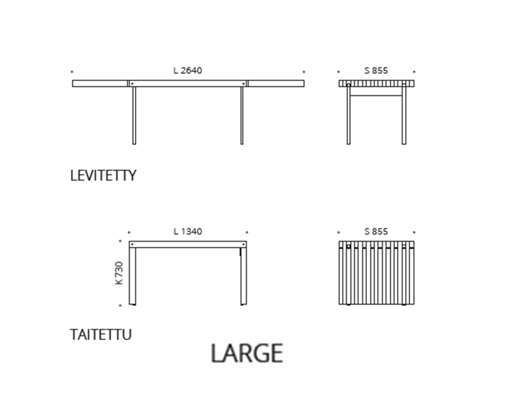 23 pöytä large