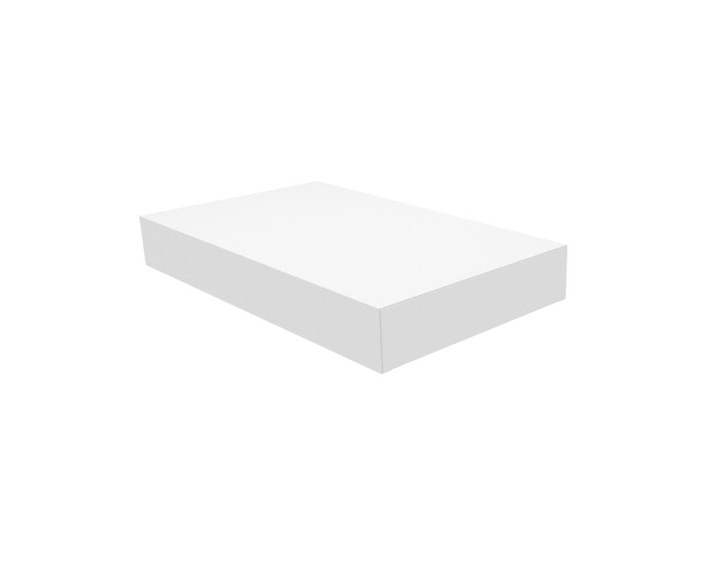Matchbox Small Valkoinen Kiinni.